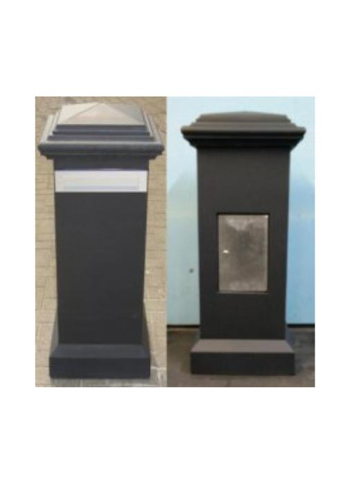 Betonnen brievenbus Strak modern (1)