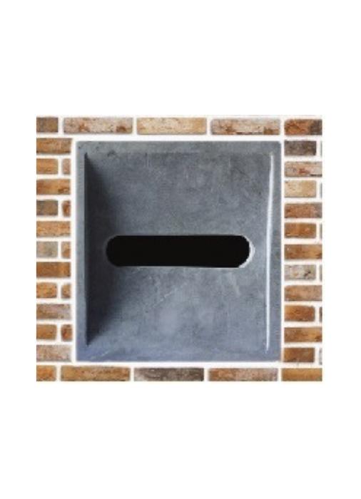 Blauwsteen Gleuf voor in muur – Model 22