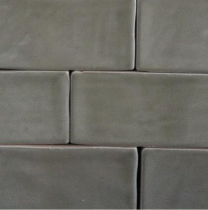 Keramische Wand tegel Bronx Alga 7,5 x 30 cm