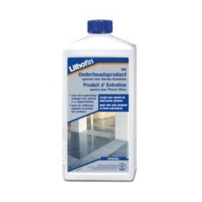 Lithofin MN onderhoudsproduct blauwe hardsteen vloer